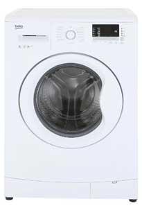 Beko 1200 Spin 8kg Washing Machine Euronics Domestic Supplies Scotland Fife Dealer.