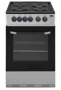 Beko 50cm Electric Cooker Euronics Domestic Supplies Scotland Fife Dealer.