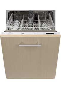 Beko Built In Full Size Dishwasher Euronics Domestic Supplies Scotland Fife Dealer.