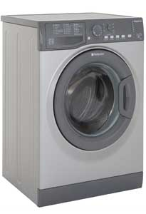 Hotpoint 1400 Spin 7kg Washing Machine Euronics Domestic Supplies Scotland Fife Dealer.