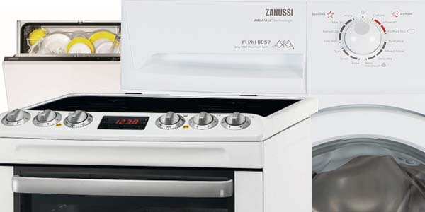 Domestic Supplies Scotland Zanussi Dealer in Fife