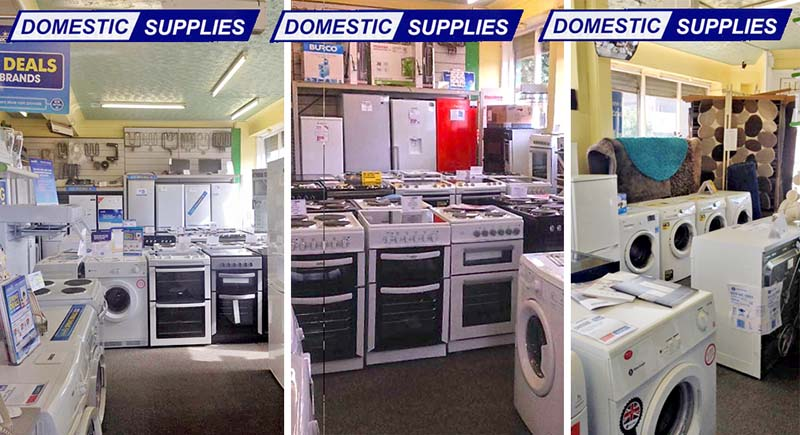Domestic Supplies Scotland Showroom Buckhaven Fife