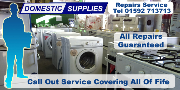 Washing Machine repairs and household appliance sales and repairs in Fife, Scotland