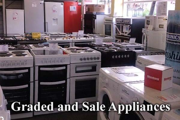 Graded and Sale Appliances
