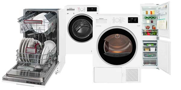 Blomberg quality home appliances available in Fife from Domestic Supplies Scotland