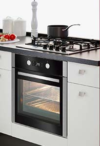 Blomberg Cooker from Domestic Supplies Scotland Buckhaven Fife