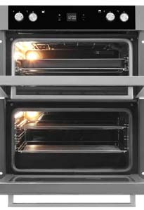 Blomberg Double Oven from Domestic Supplies Scotland Buckhaven Fife